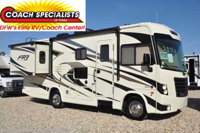 2018 Forest River FR3 available for rent in PLANO TX