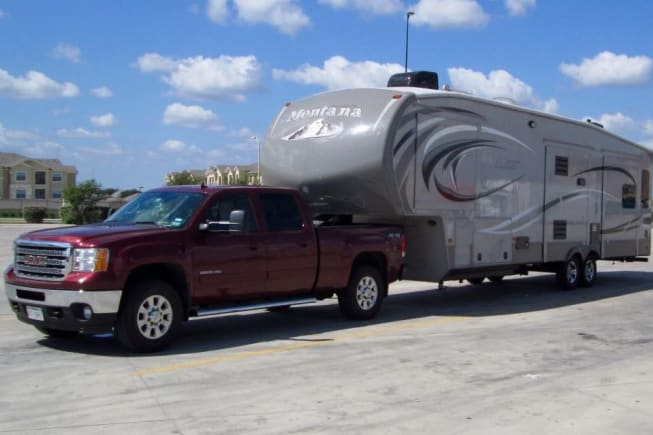 2014 Keystone Montana High Country available for rent in Liberty Hill TX