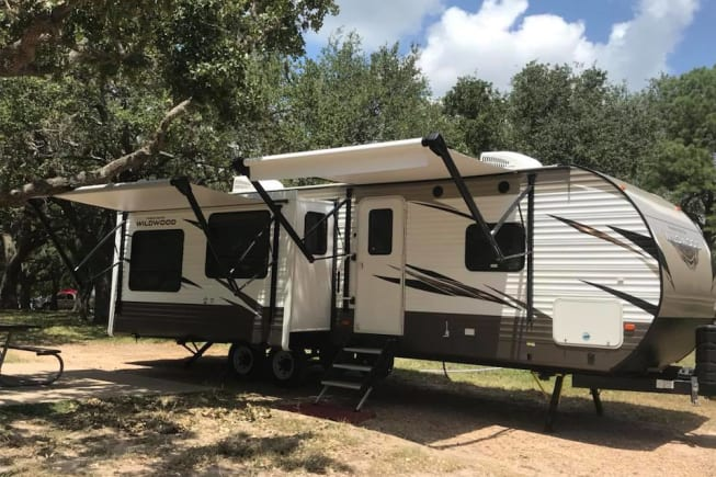 2018 Forest River Wildwood available for rent in Inez TX