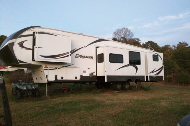 2013 Forest River Crusader available for rent in Irvine KY