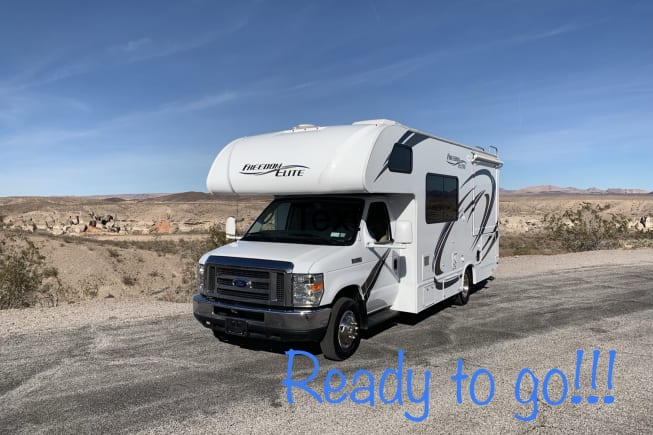 2018 Thor Motor Coach Freedom Elite available for rent in Las Vegas NV