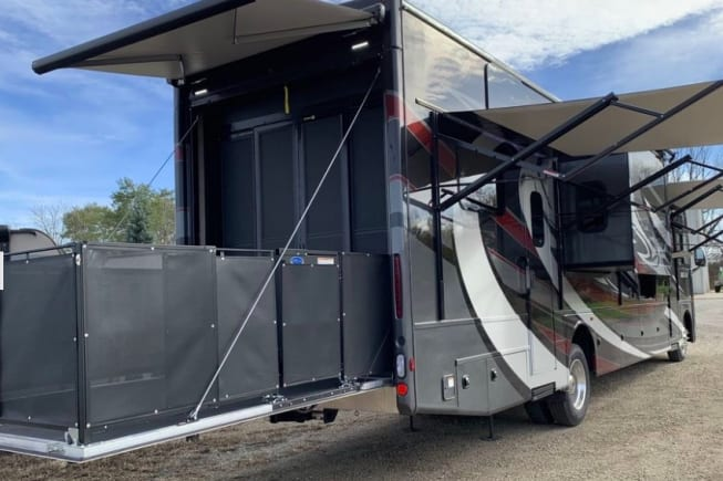 2020 Thor Motor Coach Outlaw available for rent in Erie CO