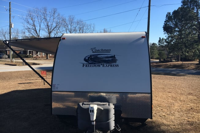 2015 Coachmen Freedom Express available for rent in Bonaire GA