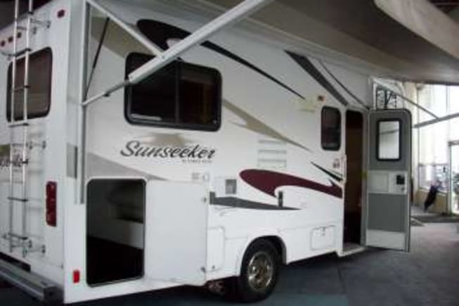 2011 Forest River Sunseeker available for rent in BUTLER OH