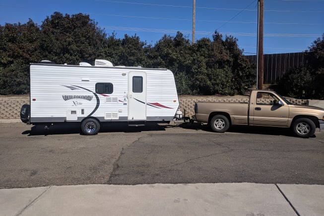 2014 Forest River Wildwood X-Lite available for rent in Atwater CA