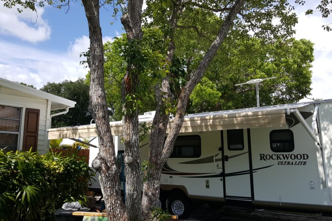 2011 Forest River Rockwood Ultra Lite available for rent in Pinellas Park FL
