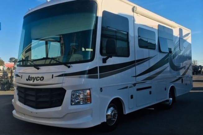 2018 Jayco Alante 26x available for rent in Stafford VA