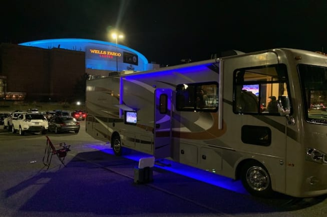 2016 Thor Motor Coach Hurricane 34J available for rent in Horsham PA
