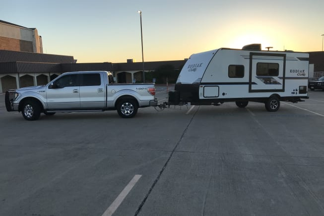 2018 Dutchmen KodiakCub185MB available for rent in Fort Worth TX
