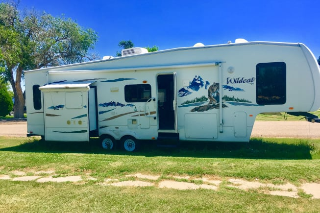 2008 Forest River Wildcat available for rent in Pueblo CO