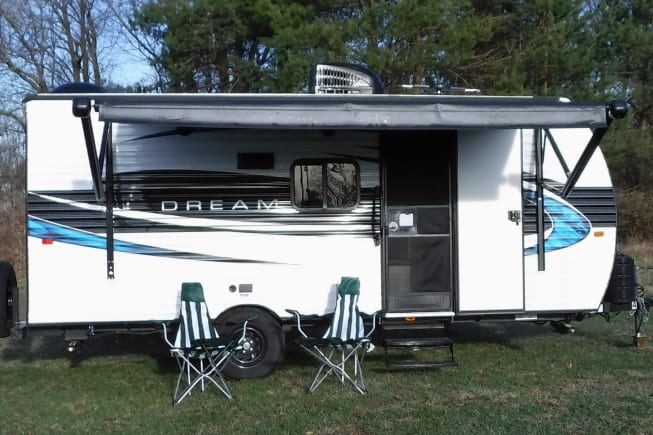 2018 Riverside Rv Dream 175BH available for rent in Wayland MI