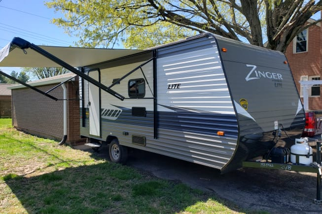 2018 Crossroads Zinger available for rent in Indianapolis IN