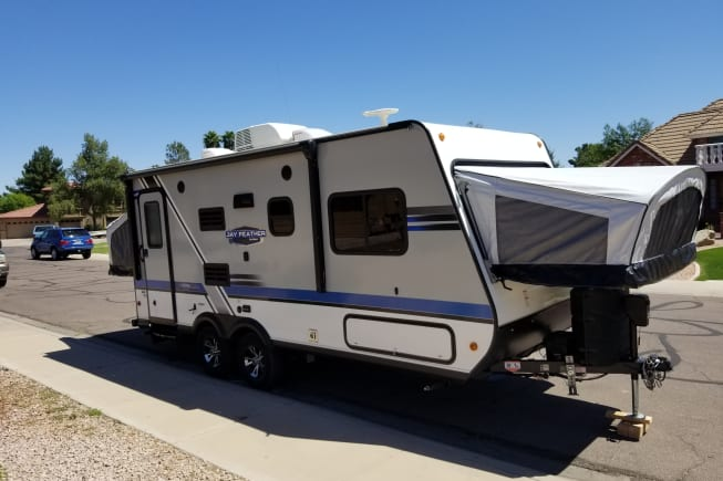 2018 Jayco Jay Feather available for rent in Gilbert AZ