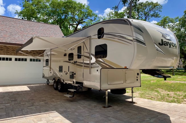 2018 Jayco eagle available for rent in Jacksonville FL