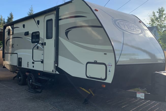 2017 Forest River Vibe available for rent in Eugene OR
