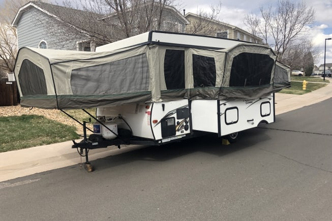 2014 Forest River Flagstaff available for rent in Aurora CO