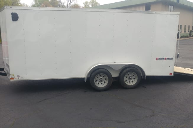 2019 Wells Cargo Enclosed Trailer available for rent in Mount Olive Township Flanders NJ