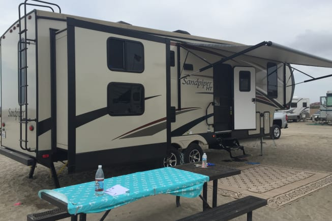 2017 Forest River Sandpiper available for rent in Bremerton WA