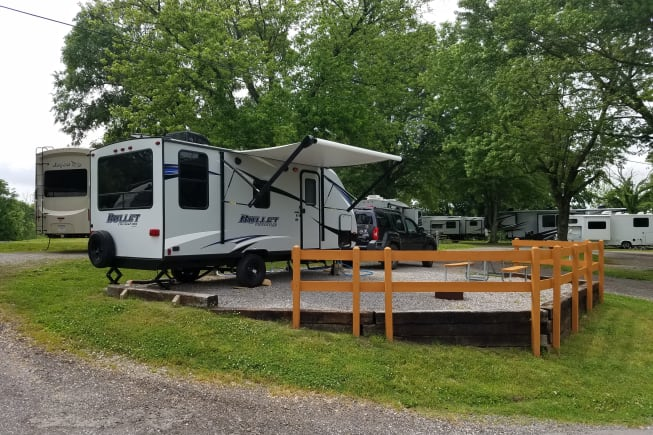 2019 Keystone Bullet available for rent in Lebanon TN