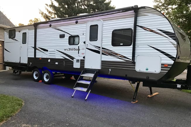 2018 Forest River Wildwood available for rent in Marietta PA