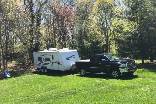 2008 Forest River Surveyor available for rent in Ham Lake MN