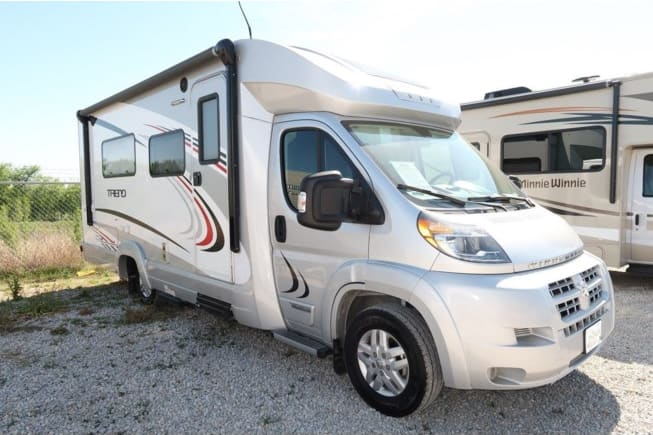 2017 Winnebago Trend available for rent in Fort Worth TX