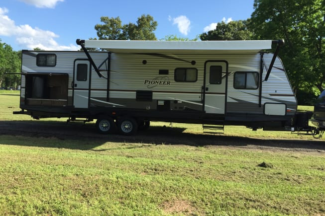 2018 Heartland Pioneer available for rent in Hawkins TX