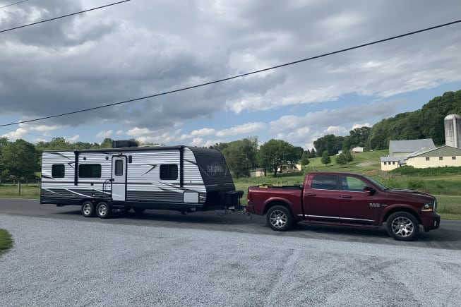 2017 Heartland Pioneer available for rent in Royersford PA