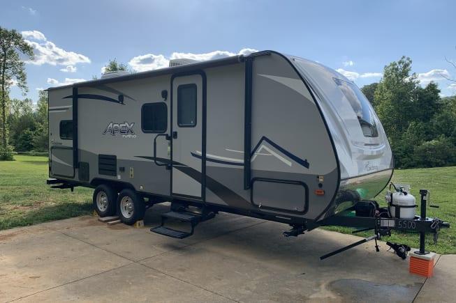 2019 Coachmen Apex Nano 208BHS available for rent in Mascot TN