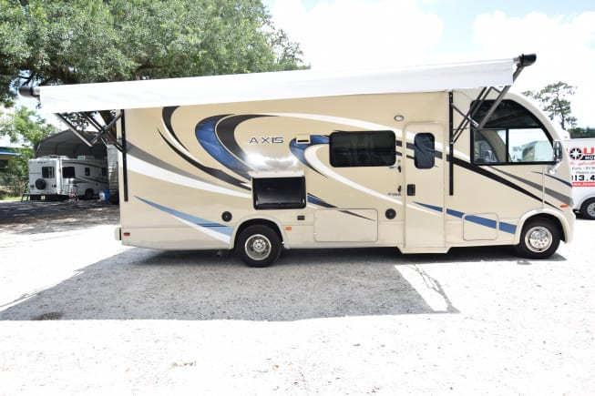 2017 Thor Motor Coach Axis available for rent in Tampa FL