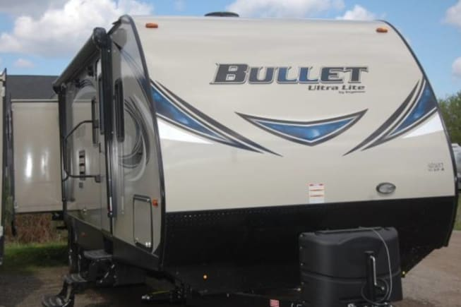 2017 Keystone Bullet available for rent in Mentor OH