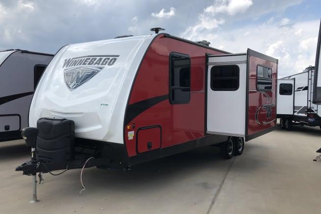 2019 Winnebago Minnie Winnie available for rent in Fort Worth TX