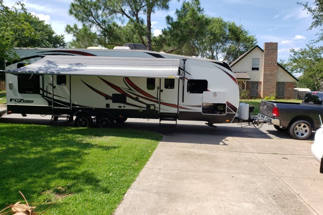 2013 Keystone Fuzion available for rent in Fort Worth TX