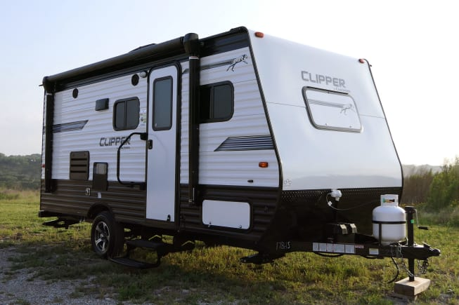 2018 Coachmen Clipper available for rent in Spicewood TX