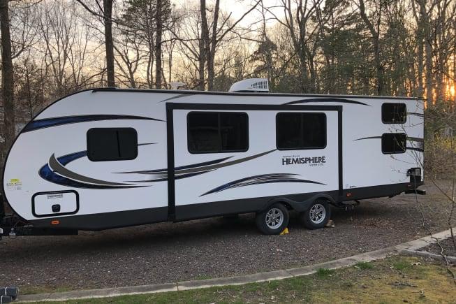 2019 Forest River Hemisphere Hyper-Lite 29BHHL available for rent in Franklinville NJ