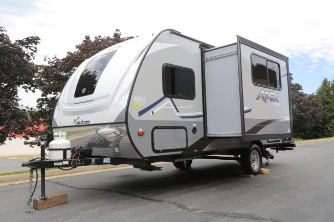 2020 Coachmen Apex Nano 193BHS available for rent in Herndon VA