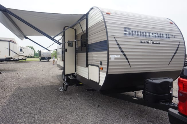2020 K-Z Manufacturing sportsmen 301bhse available for rent in delaware  OH