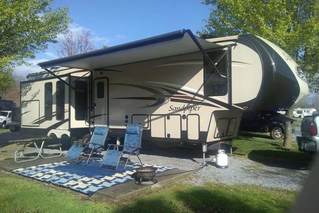 2016 Forest River Sandpiper available for rent in Clarksville TN