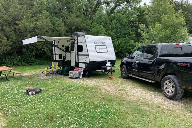 2018 Coachmen Clipper available for rent in Yukon OK