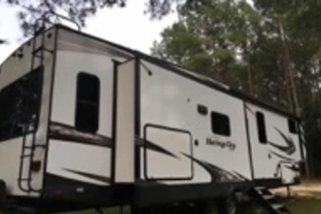2018 Forest River Heritage Glen available for rent in Lucedale MS