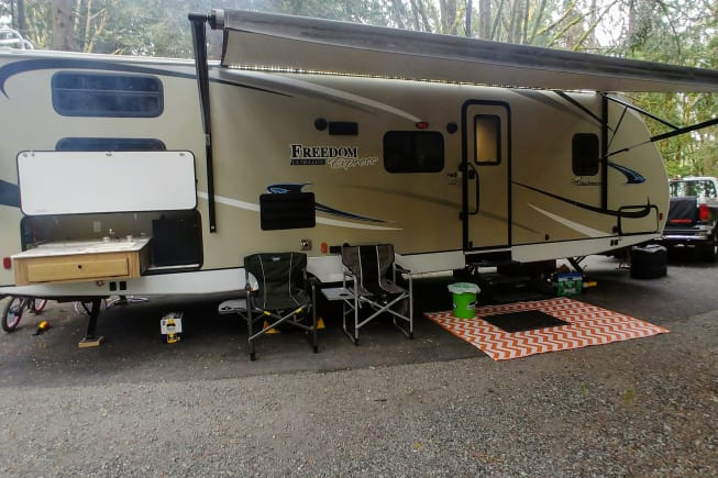 2018 Coachmen Freedom Express available for rent in Bothell WA