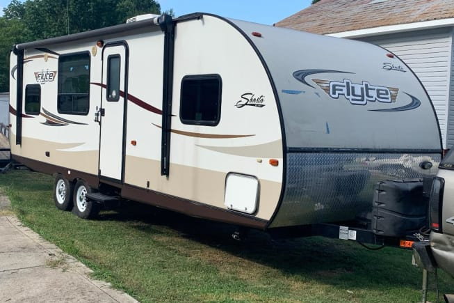 2014 Shasta Flyte available for rent in Troutman NC
