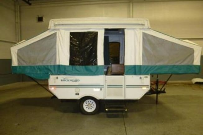 2001 Forest River Rockwood Freedom available for rent in Chambersburg PA