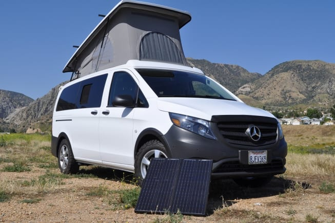 2019 Mercedes-Benz Metris available for rent in Simi Valley CA