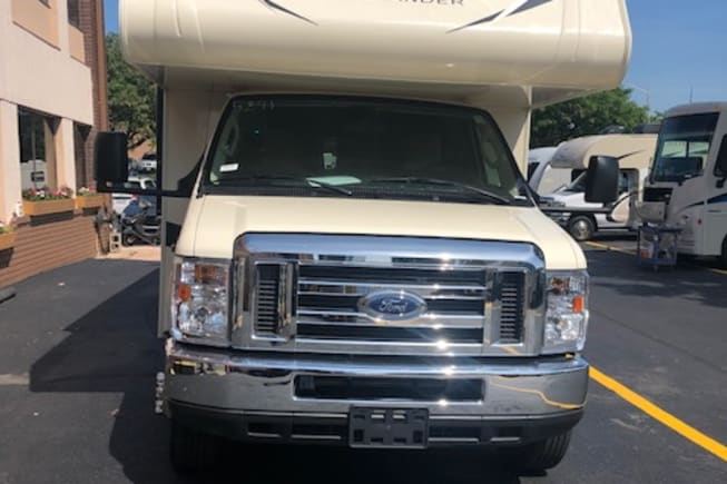 2021 Thor Motor Coach FOUR WINDS 28A available for rent in Herndon VA