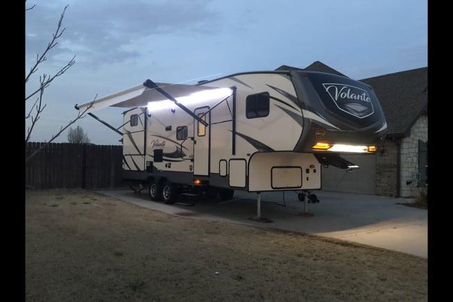 2019 Keystone Volante 31 available for rent in Oklahoma City OK