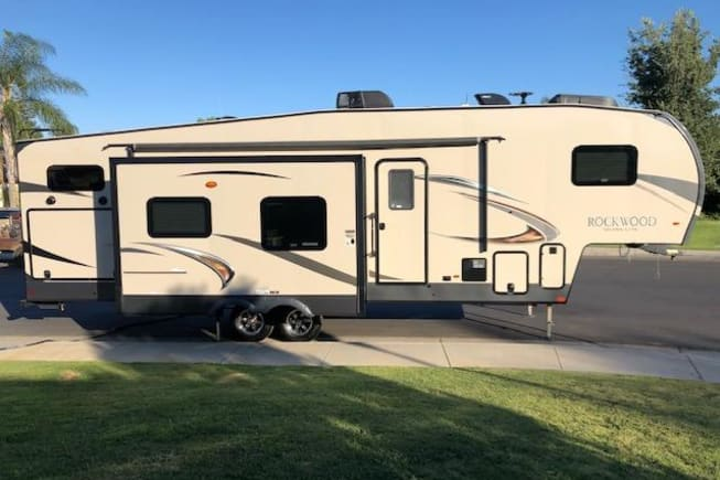 2019 Forest River Rockwood Ultra Lite available for rent in Bakersfield CA