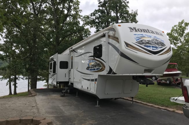 2014 Keystone Montana available for rent in Omaha AR