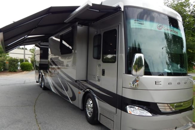 2017 Newmar Essex available for rent in Marietta GA