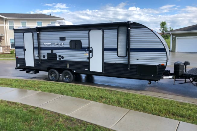 2020 Forest River Cherokee Grey Wolf available for rent in Grand Blanc MI